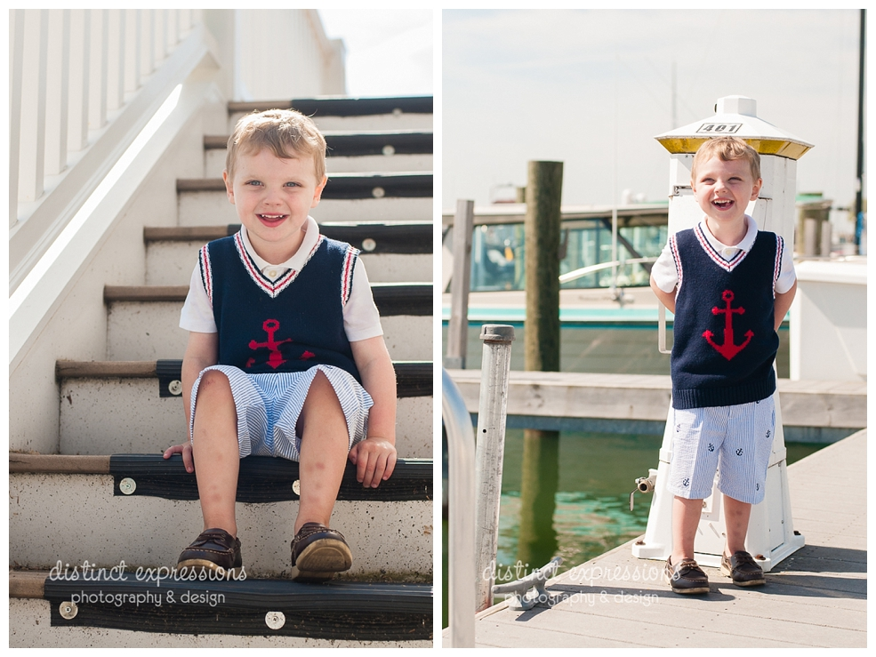 boy pirate sailor on beach buried treasure styled photo session