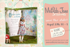Matilda Jane mini photo sessions